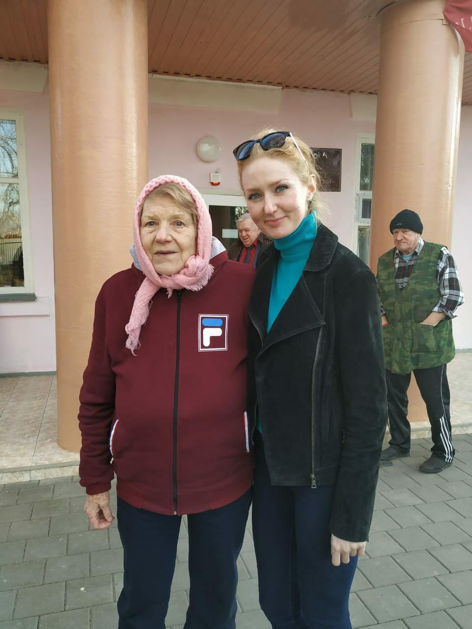 Международное поздравление в Егорлыкском районе