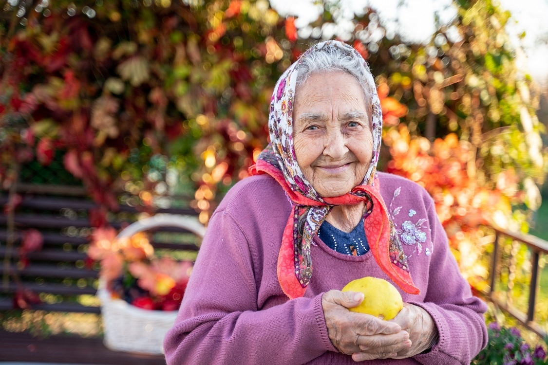 Сбор подарков ко Дню пожилого человека